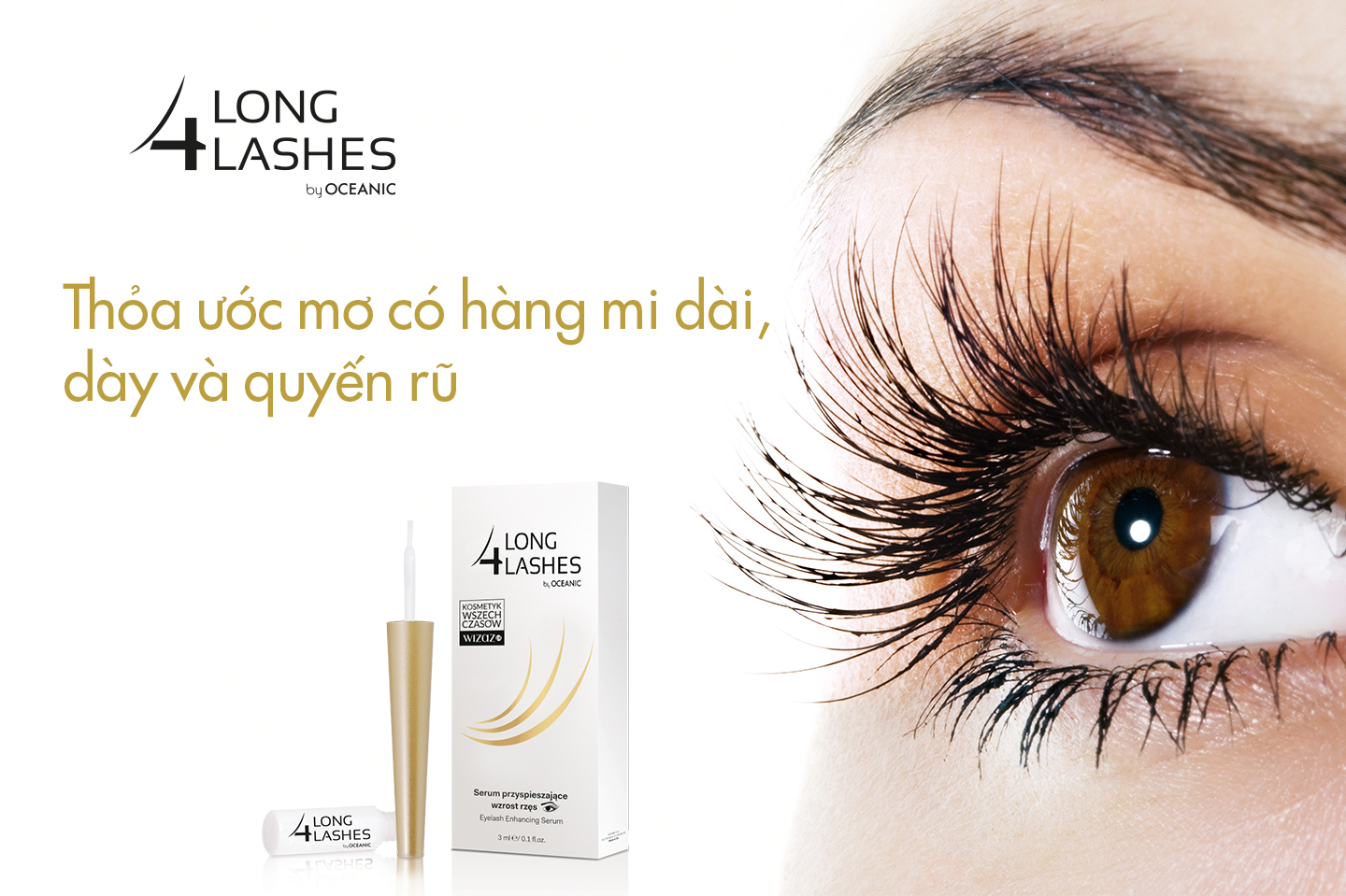 Banner Long4lashes