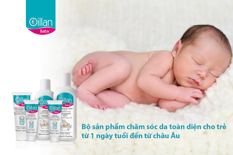 Banner Oillan Baby
