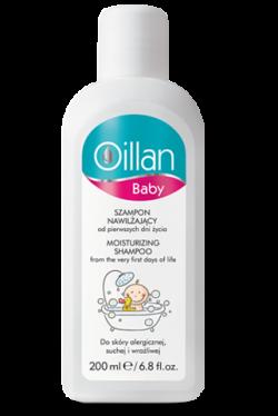 OILLAN BABY MOISTURIZING SHAMPOO