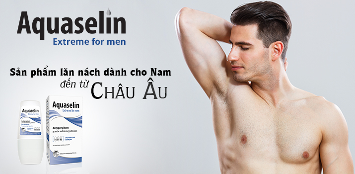 AQUASELIN EXTREME FOR MEN
