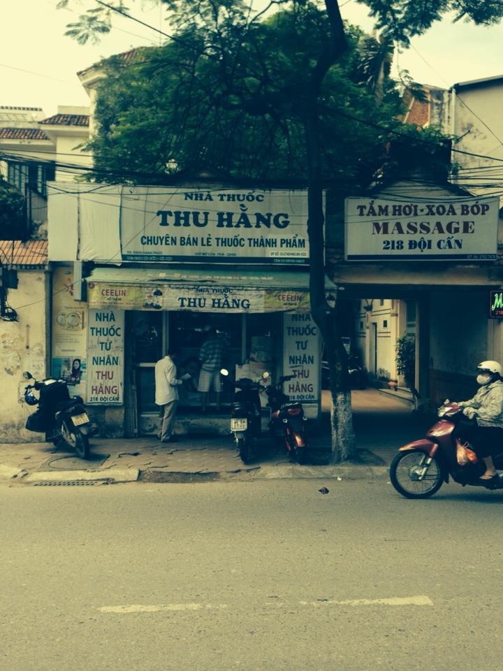 Nhà thuốc Thu Hằng