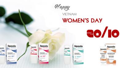Khuyến mãi nhân ngày 20/10 sản phẩm Aquaselin