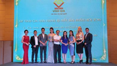 Lễ ra mắt SP mới tại Khách sạn Pullman, Hà Nội ngày 06/07/2017
