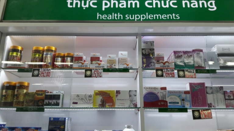 Sản phẩm của DP VINH GIA đã có tại 50 cửa hàng thuộc hệ thống Medicare