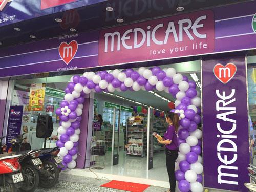 Chuỗi siêu thị Medicare