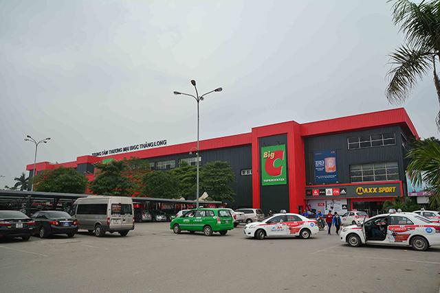 Chuối sự kiện sẽ được tổ chức tại các trung tâm thương mại Big C malls trên 7 tỉnh thành.